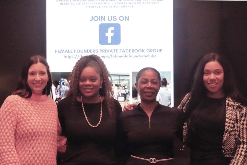 Female Founders Celebrate Women In Business
